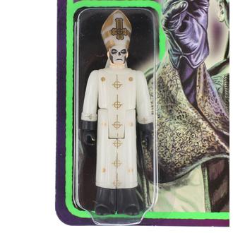 Action figure Ghost - Papa Emeritus III Glow in the Dark, NNM, Ghost