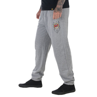 Pantaloni da uomo (trackpants) SLAYER - DIAMOND - Brillante Abisso - hth Grigio, DIAMOND, Slayer