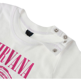 t-shirt metal bambino Nirvana - Vestibule Toddler - ROCK OFF, ROCK OFF, Nirvana