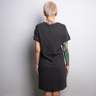 Da donna vestito QUEEN - YELLOW CREST - CARBONE - AMPLIFIED, AMPLIFIED, Queen