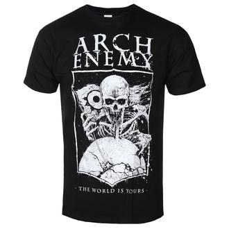 Maglietta metal da uomo Arch Enemy - The World Is Yours - ART WORX, ART WORX, Arch Enemy