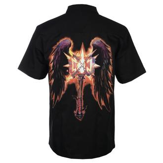 Camicia da uomo Hammerfall - Hammer Wings Worker-Hemd - ART WORX, ART WORX, Hammerfall