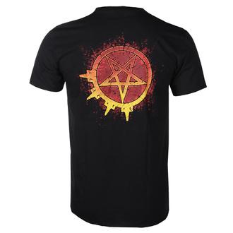 Maglietta metal da uomo Arch Enemy - First Day In Hell - ART WORX, ART WORX, Arch Enemy