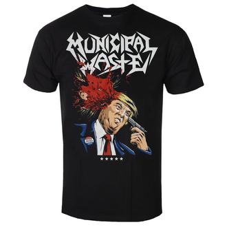Maglietta metal da uomo Municipal Waste - Trump- black - ART WORX, ART WORX, Municipal Waste