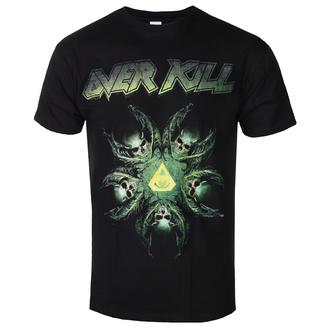 Maglietta metal da uomo Overkill - Bat Shit Crazy - ART WORX, ART WORX, Overkill