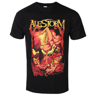Maglietta da uomo ALESTORM - SURRENDER THE BOOTY - PLASTIC HEAD, PLASTIC HEAD, Alestorm