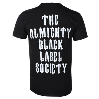 Maglietta da uomo BLACK LABEL SOCIETY - THE ALMIGHTY (BLACK) - PLASTIC HEAD, PLASTIC HEAD, Black Label Society