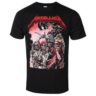 Maglietta da uomo Metallica - Four Horsemen - Nero, NNM, Metallica