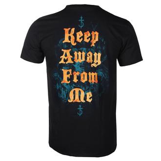 Maglietta da uomo Devildriver - Keep Away From Me - Nero, NNM, Devildriver