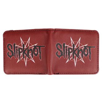 Portafoglio SLIPKNOT - WANYK STAR RED, NNM, Slipknot