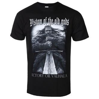 Maglietta da uomo VICTORY OR VALHALLA - WISDOM OF THE OLD GODS, VICTORY OR VALHALLA
