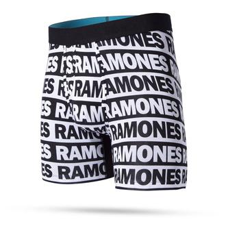 Boxer da uomo RAMONES - WHOLESTER BLACK - STANCE, STANCE, Ramones