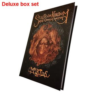 Libro (set regalo) Mortiis: Secrets Of My Kingdom (cofanetto deluxe autografato), CULT NEVER DIE, Mortiis