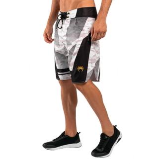 Pantaloncini da uomo Venum - Trooper - Bianco / Nero, VENUM