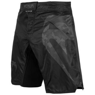 Pantaloncini da uomo Venum - Light 3,0 - Nero / camouflage scuro, VENUM