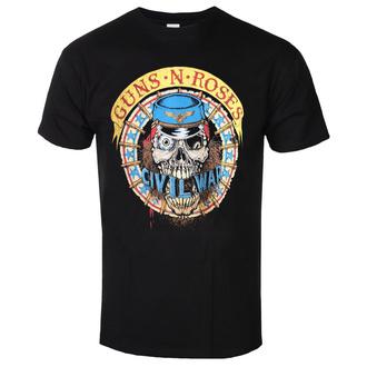 Maglietta da uomo Guns N' Roses - Skull Circle - ROCK OFF, ROCK OFF, Guns N' Roses