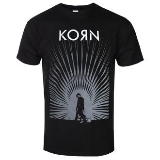 Maglietta da uomo Korn - Radiate Glow - ROCK OFF, ROCK OFF, Korn
