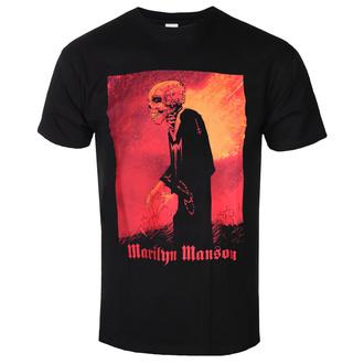 Maglietta da uomo Marilyn Manson - Madmonk - ROCK OFF, ROCK OFF, Marilyn Manson