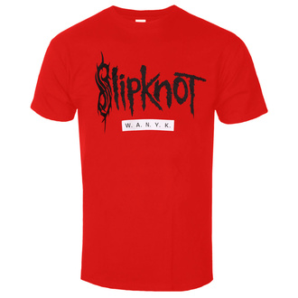 Maglietta da uomo Slipknot - WANYK - ROCK OFF, ROCK OFF, Slipknot