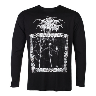 Maglietta da uomo con maniche lunghe Darkthrone - Under A Funeral Moon - RAZAMATAZ, RAZAMATAZ, Darkthrone