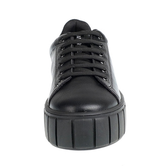 Sneakers da donna ALTERCORE - 6 buchi - Kirh Nero, ALTERCORE
