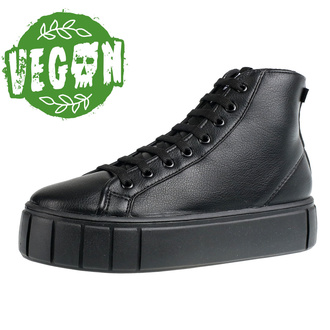 Sneakers da donna ALTERCORE - 8 buchi - Felto Nero, ALTERCORE