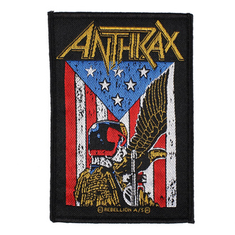 toppa Anthrax - Judge Dredd - RAZAMATAZ, RAZAMATAZ, Anthrax