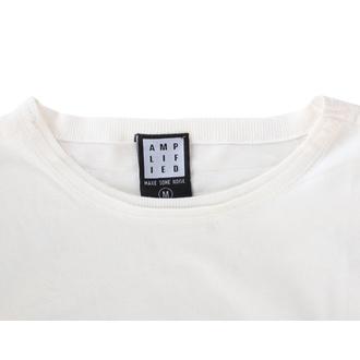 Maglietta da uomo AC / DC - VINGAGE 79 - Bianco Vintage - AMPLIFIED, AMPLIFIED, AC-DC