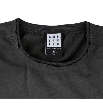 Maglietta da uomo SLAYER - WAR SKULL - CARBONE - AMPLIFIED, AMPLIFIED, Slayer
