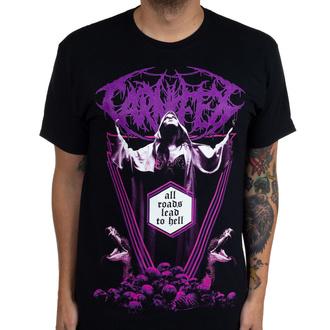Maglietta da uomo Carnifex - Arms Of Hell - Nero - INDIEMERCH, INDIEMERCH, Carnifex