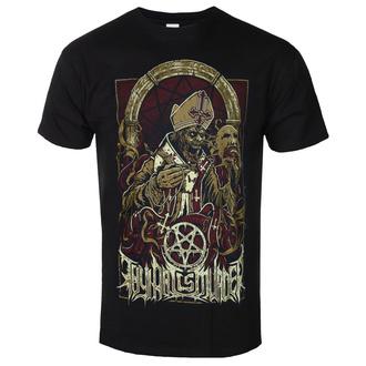 Maglietta da uomo Thy Art Is Murder - Evil Pope - Nero - INDIEMARCH, INDIEMERCH, Thy Art Is Murder