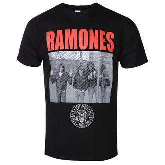 Maglietta da uomo Ramones - Cage Photo - ROCK OFF, ROCK OFF, Ramones