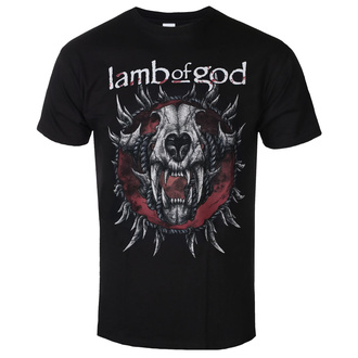 Maglietta da uomo Lamb Of God - Radial - ROCK OFF, ROCK OFF, Lamb of God