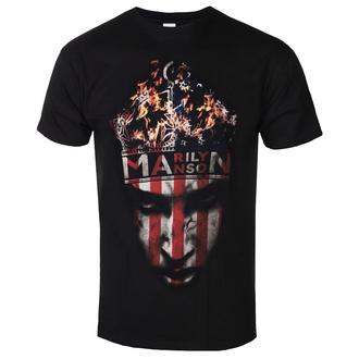 Maglietta da uomo Marilyn Manson - Crown - ROCK OFF, ROCK OFF, Marilyn Manson