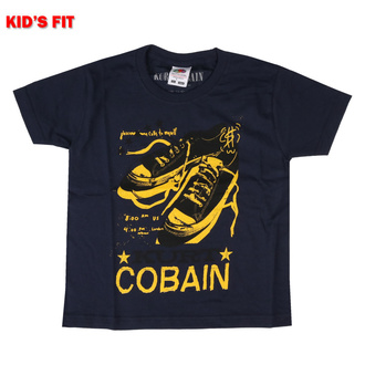Maglietta da bambini Kurt Cobain - Laces - ROCK OFF, ROCK OFF, Nirvana