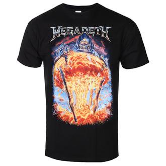 Maglietta da uomo Megadeth - Countdown To Extinction - ROCK OFF, ROCK OFF, Megadeth
