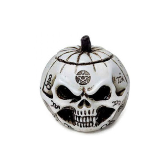 decorazione ALCHEMY GOTHIC - Pumpkin Skull, ALCHEMY GOTHIC