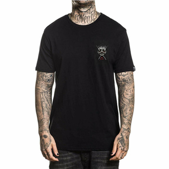 Maglietta da uomo SULLEN - HOLMES - NERO, SULLEN