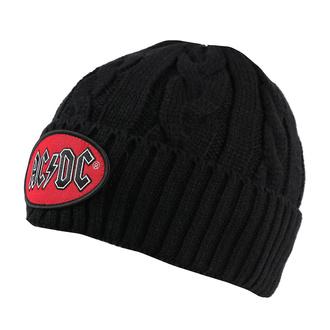 Beanie AC/DC - Oval Logo - ROCK OFF, ROCK OFF, AC-DC