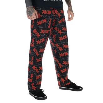 pantaloni (pantaloni della tuta) ac / dc - UWEAR, UWEAR, AC-DC