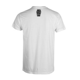 Maglietta da uomo AKUMU INK - The Men White, Akumu Ink