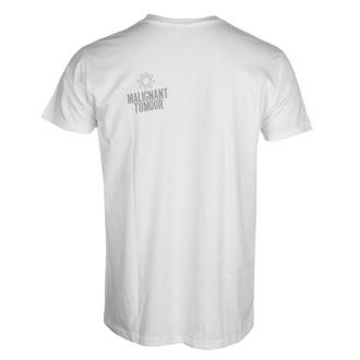 Maglietta da uomo MALIGNANT TUMOUR - E190 - BIANCA, NNM, Malignant Tumour