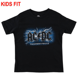 Maglietta da bambini AC/DC  - (Thunderstruck) - Metal-Kids, Metal-Kids, AC-DC