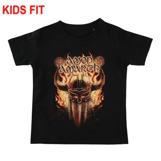 Maglietta da bambini Amon Amarth - (Helmet) - Metal-Kids, Metal-Kids, Amon Amarth