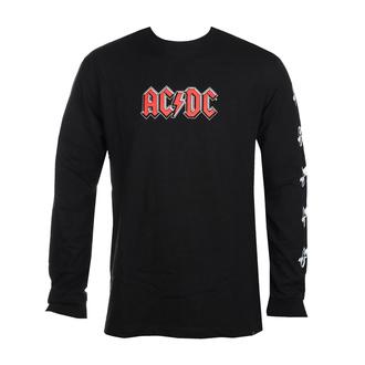 Maglietta da uomo a maniche lunghe DC -  AC/DC - ABOUT TO ROCK - NERO, DC, AC-DC