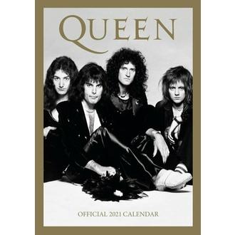 Calendario 2021 - QUEEN, NNM, Queen