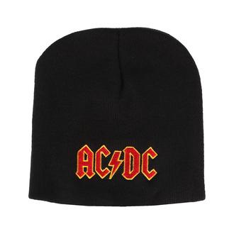 Beanie  AC/DC  - Logo - RAZAMATAZ, RAZAMATAZ, AC-DC
