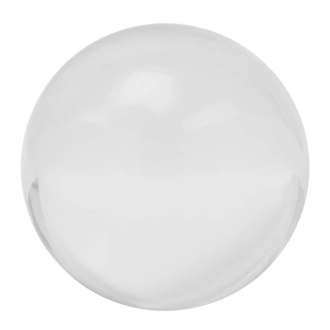 Sfera di cristallo (piccola) KILLSTAR - Crystal - CLEAR, KILLSTAR