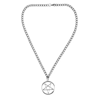 Collana con pendente Pentagramma, FALON