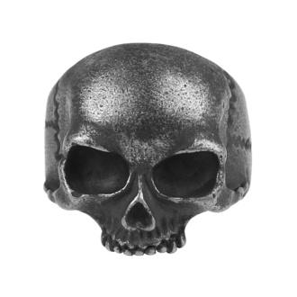 Anello ETNOX - Gun Metal Skull, ETNOX